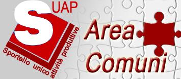 SUAP - Area comuni
